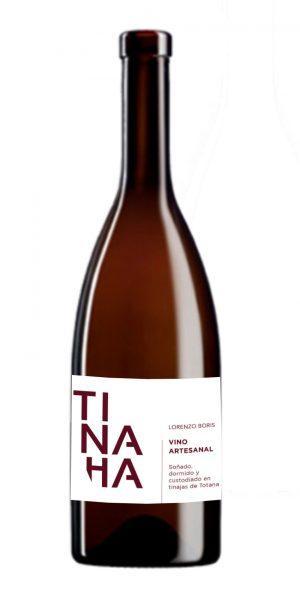 Botella Tinaha Vino